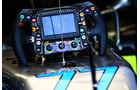 Mercedes - Lenkrad Bottas - GP Monaco - Formel 1 - Donnerstag - 24.5.2018
