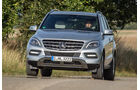 Mercedes ML 250, Frontansicht