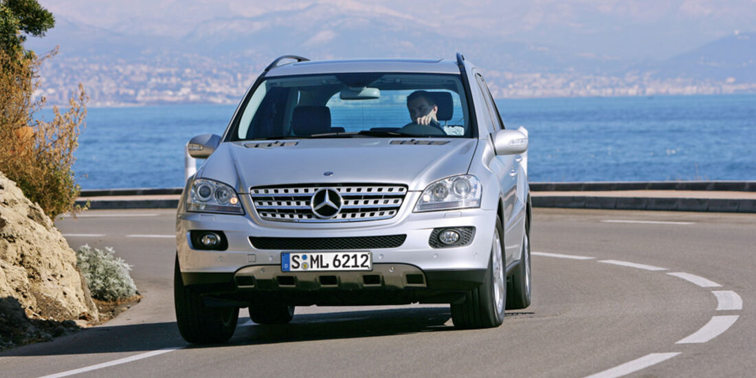 Mercedes ML 280 CDI