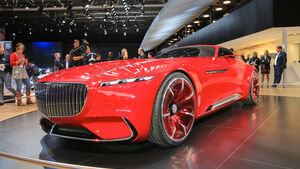Mercedes-Maybach Coupe Concept Paris