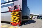 Mercedes - Motorhome - GP Spanien 2015 - Barcelona