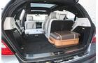 Mercedes R 350 CDI 4Matic, Kofferraum