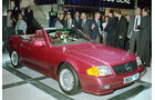Mercedes, R129, SL500