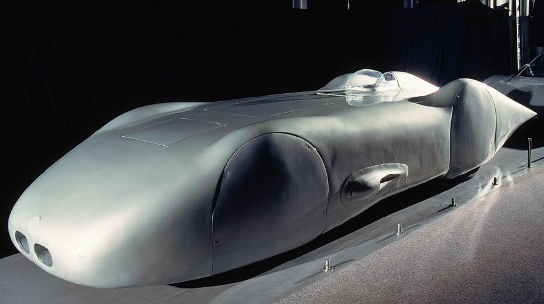Mercedes Rekordwagen, Baujahr 1938