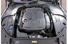Mercedes S 400 Hybrid, Motor