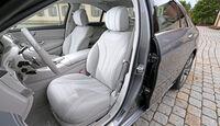 Mercedes S 500, Cockpit