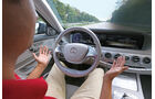 Mercedes S 500 L, Spurhalteassistent