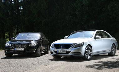 Bmw 7er Tests Auto Motor Und Sport