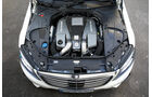 Mercedes S 63 4Matic, Motor