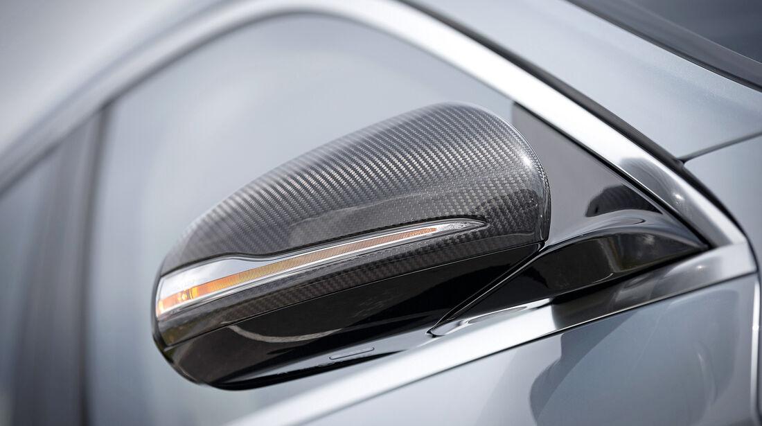 Mercedes S 63 AMG 4matic, Aussenspiegel