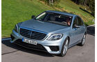 Mercedes S 63 AMG 4matic, Frontansicht
