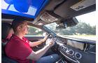 Mercedes S 65 AMG Coupé, Cockpit, Jens Dralle