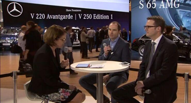 Mercedes S-Klasse Expertentalk