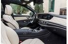 Mercedes S-Klasse Facelift 2017