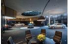 Mercedes S-Klasse Lounge, 08/2013