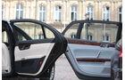 Mercedes S-Klasse, VW Phaeton, Fondtüren