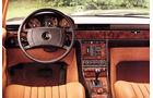 Mercedes S-Klasse, W116, Klimaautomatik