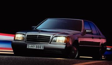 Mercedes S-Klasse, W140
