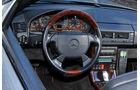 Mercedes SL 280, Lenkrad
