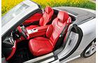 Mercedes SL 500, Fahrersitz, Ledersitz