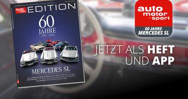 Mercedes SL Edition