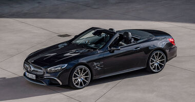 Mercedes SL Grand Edition (2019)