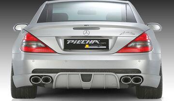 Mercedes SL R230 von Piecha