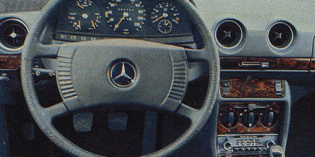 Mercedes, SLC, IAA 1979