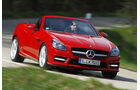 Mercedes SLK 350 Blue Efficiency
