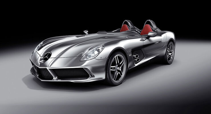 Mercedes SLR Stirling Moss Z 199