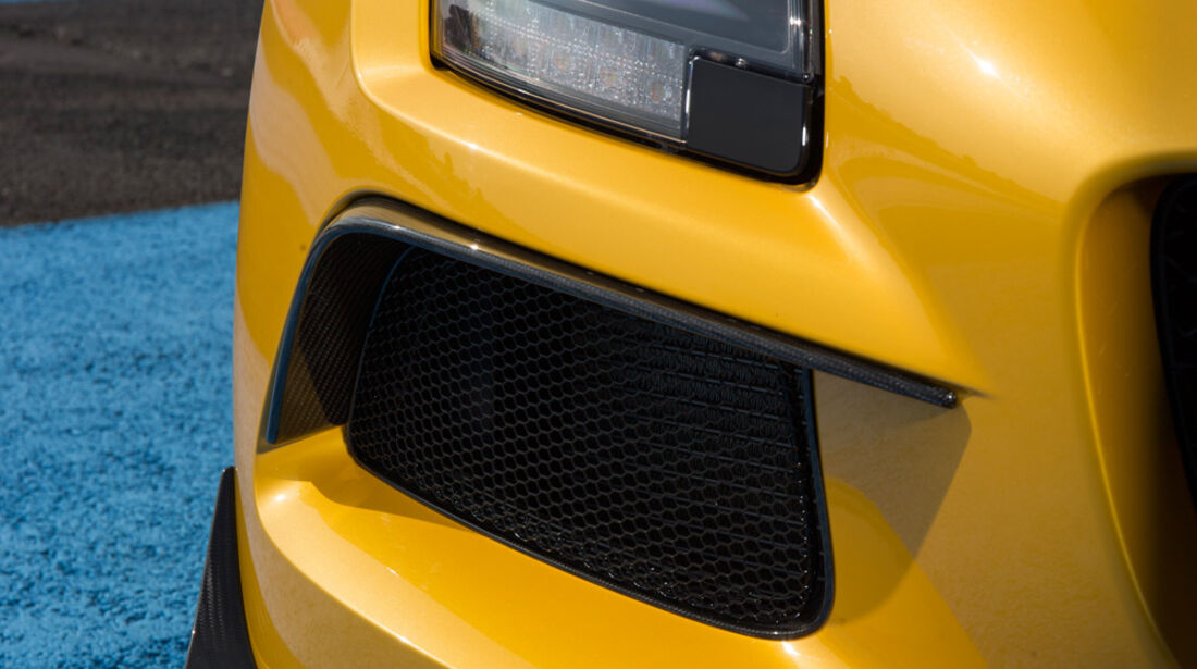 Mercedes SLS AMG Black Series, Frontscheinwerfer