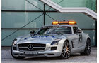 Mercedes SLS AMG GT Formel 1 Safety Car