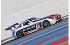 Mercedes SLS AMG GT3, ALL-INKL.COM Münnich Motorsport, Seitenansicht