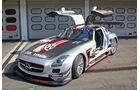 Mercedes SLS AMG GT3, Seyffarth Motorsport, Frontansicht