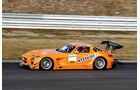 Mercedes SLS AMG GT3, kfzteile24 MS RACING Team, Seitenansicht