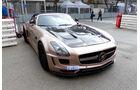 Mercedes SLS AMG Hamann - Car Spotting - Formel 1 - GP Monaco - 25. Mai 2014