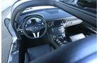 Mercedes SLS AMG, Innenraum