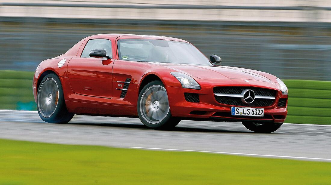 Mercedes SLS AMG, Motor Klassik Award 2013