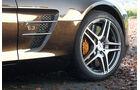 Mercedes SLS AMG Roadster, Felge