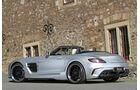 """Mercedes SLS AMG, Tuning, Roadster, Inden Design, """"Borrasca"""""""