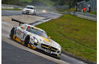 Mercedes SLS - Rowe Racing  -VLN Nürburgring - 7. Lauf - 23. August 2014