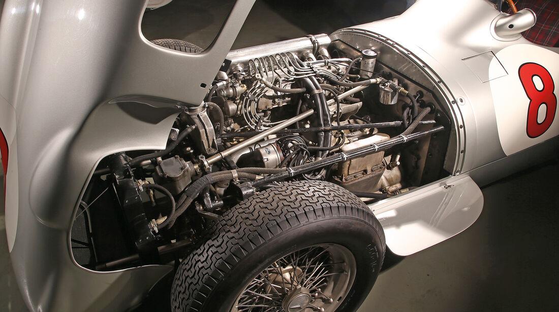 Mercedes-Silberpfeile, W196