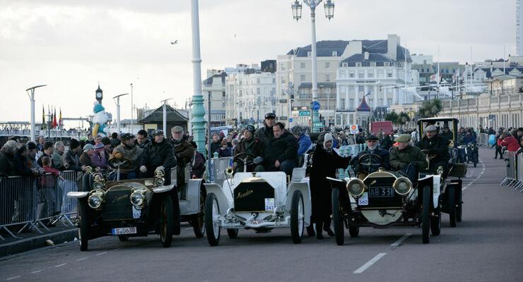 Mercedes-Simplex-Trio, Tourenwagen 1904, Sportwagen, Racer