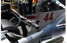 Mercedes - T-Flügel - F1-Technik - GP Monaco 2017