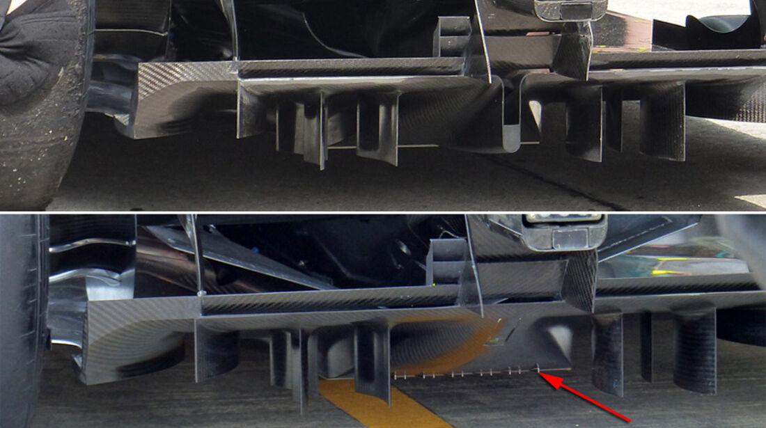 Mercedes - Technik - 2014