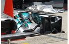 Mercedes - Technik - GP Malaysia 2014