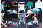 Mercedes - Technik - GP Monaco 2014