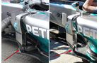 Mercedes - Technik - GP Russland 2014