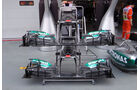 Mercedes - Technik - GP Singapur 2013