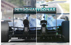 Mercedes - Technik - GP Spanien 2014